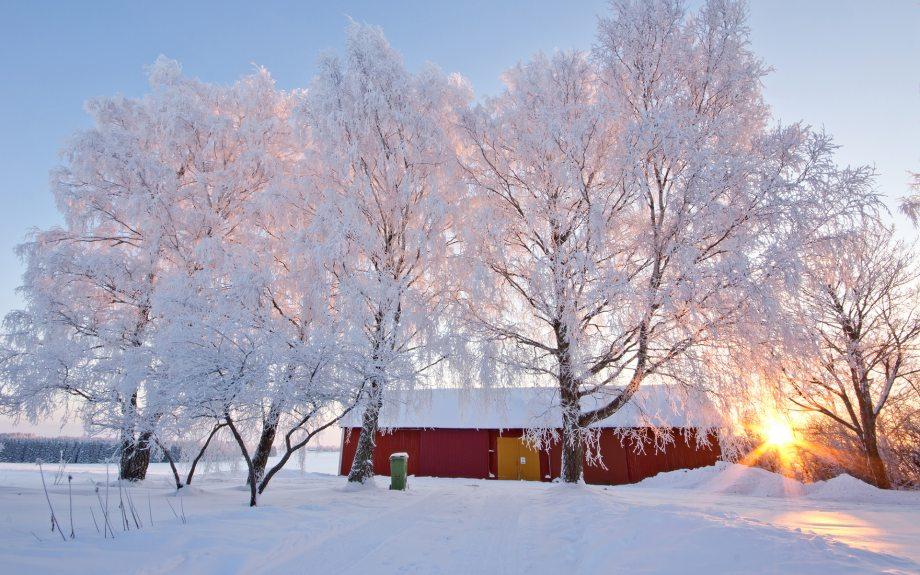 7 Pesona Keindahan Pemandangan Musim Salju | baktipriana