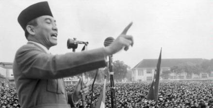 Biografi Lengkap Ir. Soekarno Presiden pertama Republik Indonesia